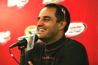 Juan Pablo Montoya, Target Chevrolet
