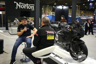 Annuncio Norton Racing