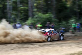 Мадс Остберг, Торстейн Еріксен, Citroën World Rally Team Citroën C3 WRC
