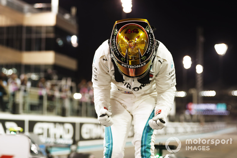1. Lewis Hamilton (Mercedes)