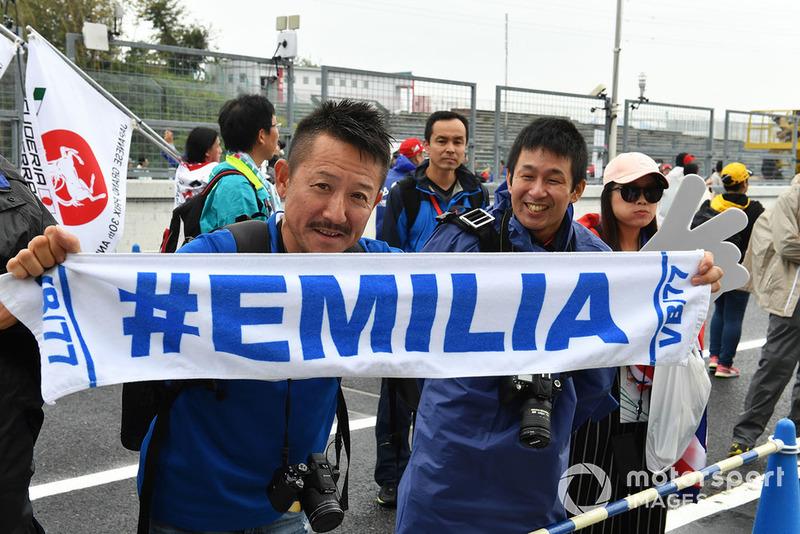 Fan di Valtteri Bottas, Mercedes AMG F1