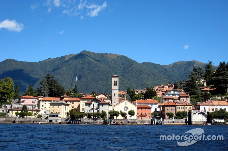 Lake Como is a perfect place to relax