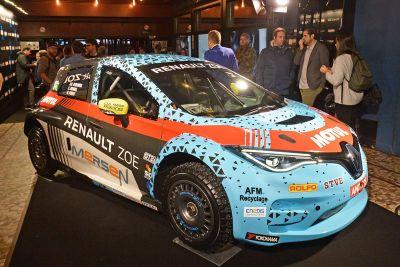 Renault Zoe Trophée Andros