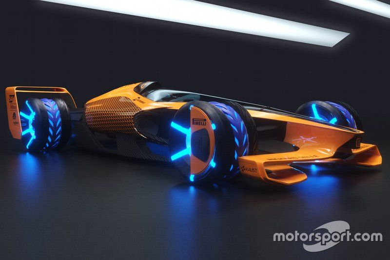 McLaren 2050 konsepti