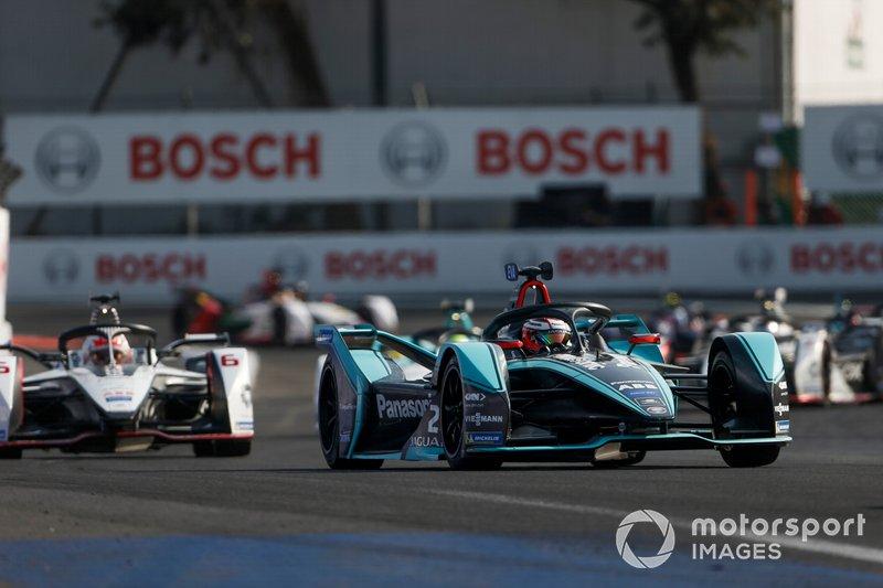 Mitch Evans, Panasonic Jaguar Racing, Jaguar I-Type 3, Felipe Nasr, GEOX Dragon Racing, Penske EV-3
