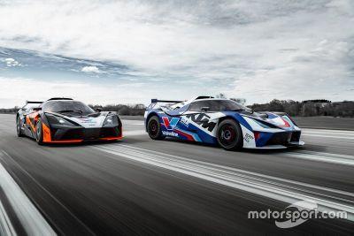 KTM Racing announcement