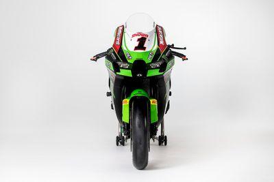 Presentación Kawasaki Racing Team
