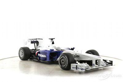 BMW Sauber F1.09 on sale