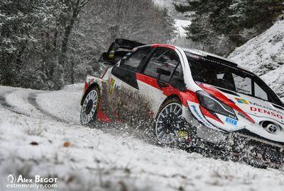 WRC - Testy grudniowe