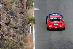 José Suarez, Peugeot 208 T16, Peugeot Rally Academy