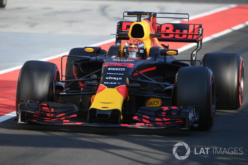 5 місце — Макс Ферстаппен (Нідерланди, Red Bull) — коефіцієнт 15,00