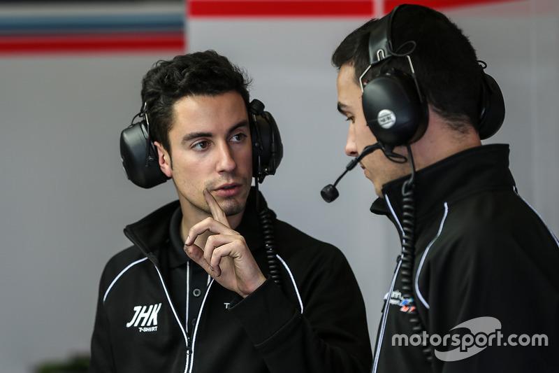 Teo Martin Motorsport miembros del equipo
