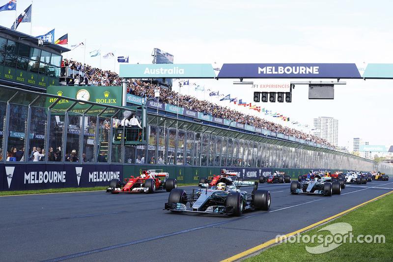 F1 Sigue en vivo el GP de Australia