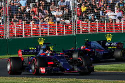 Даниил Квят, Scuderia Toro Rosso STR12, Карлос Сайнс-мл., Scuderia Toro Rosso STR12