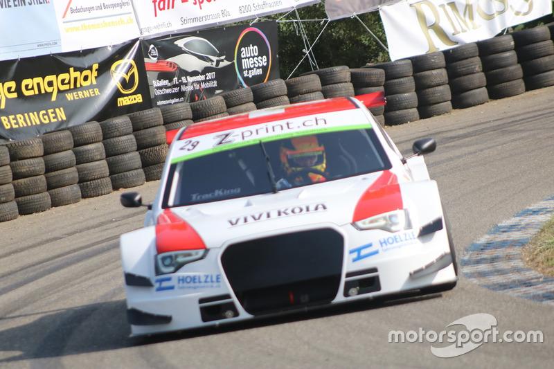 Dani Fauler, TracKing RC01, Autersa Racing Team