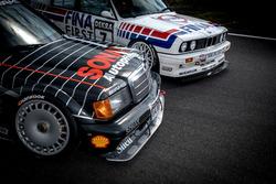 Mercedes 190 DTM, BMW M3 DTM