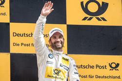Podium: 1. Timo Glock, BMW Team RMG, BMW M4 DTM
