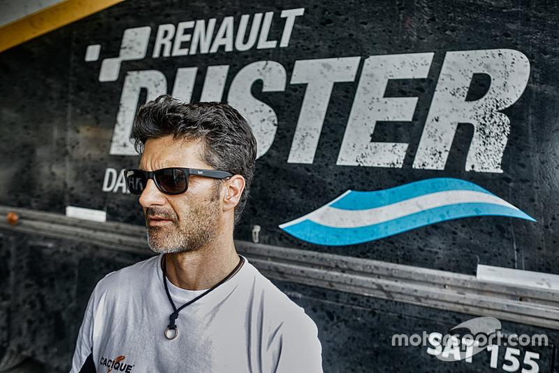 Emiliano Spataro, Renault Duster Dakar Team