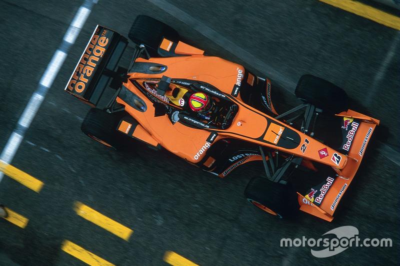 Enrique Bernoldi, Arrows A23 Cosworth