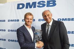 Nico Rosberg mit Hans-Joachim Stuck