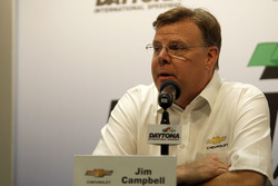 Jim Campell, Chevrolet