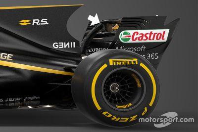 Renault Sport F1 Team RS17 lancering