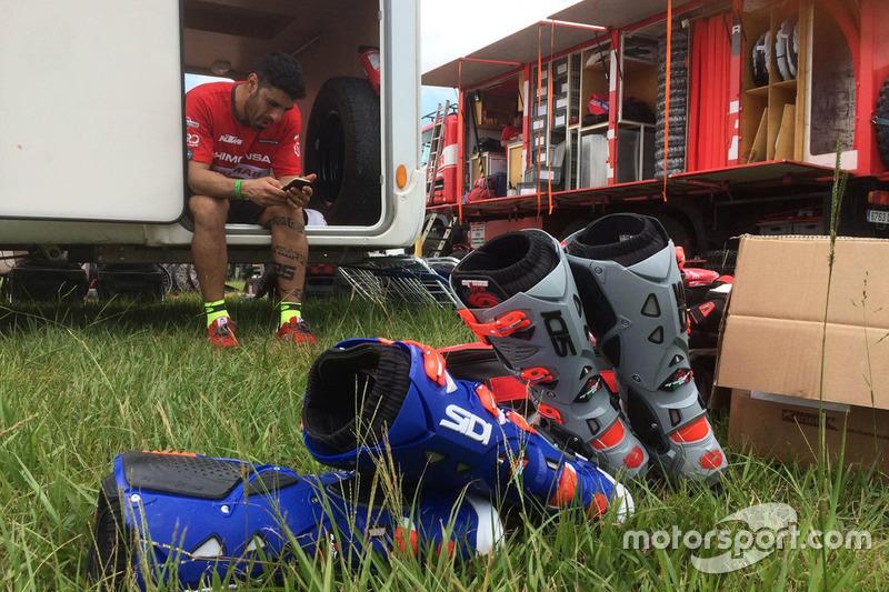 Ivan Cervantes, Himoinsa Racing