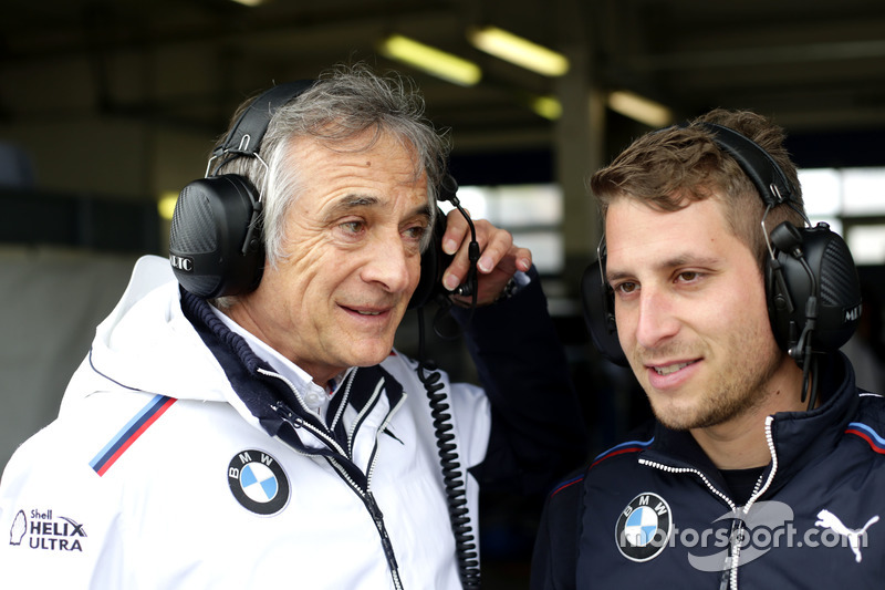 Charly Lamm, Teammamager BMW Team Schnitzer