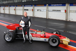 Martin Brundle with the Lotus 49B