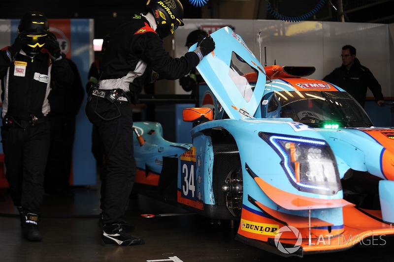 #34 Tockwith Motorsports Ligier JS P217 Gibson: Найджел Мур, Філ Хенсон