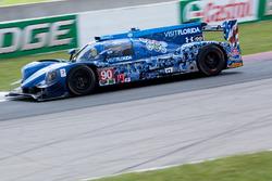 #90 Visit Florida Racing Multimatic Riley LMP2: Марк Гуссенс, Ренгер ван дер Занде