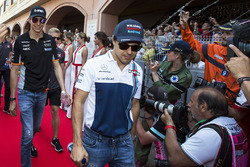 Felipe Massa, Williams, Esteban Ocon, Force India