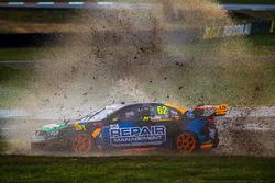 Ausritt: Alex Rullo, Lucas Dumbrell Motorsport, Holden