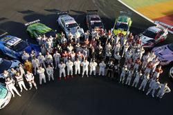 Alle Fahrer des Motorsport Fesitvals