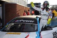 Second place Colin Turkington, Team BMW BMW 125i M Sport