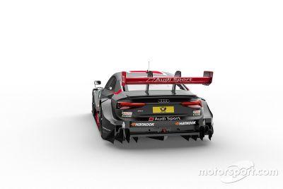 2017赛季奥迪RS5 DTM赛车发布