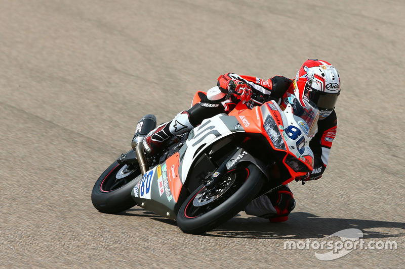 Armando Pontone, IODA Racing