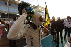 Felipe Massa, Williams, sur la grille