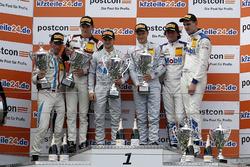 Podium: 1. #26 BWT Mücke Motorsport, Mercedes-AMG GT3: Sebastian Asch, Lucas Auer, 2. #17 KÜS TEAM75 Bernhard, Porsche 911 GT3 R: Mathieu Jaminet, Michael Ammermüller, 3. #21 Mercedes-AMG Team Zakspeed, Mercedes-AMG GT3: Luca Stolz, Luca Ludwig