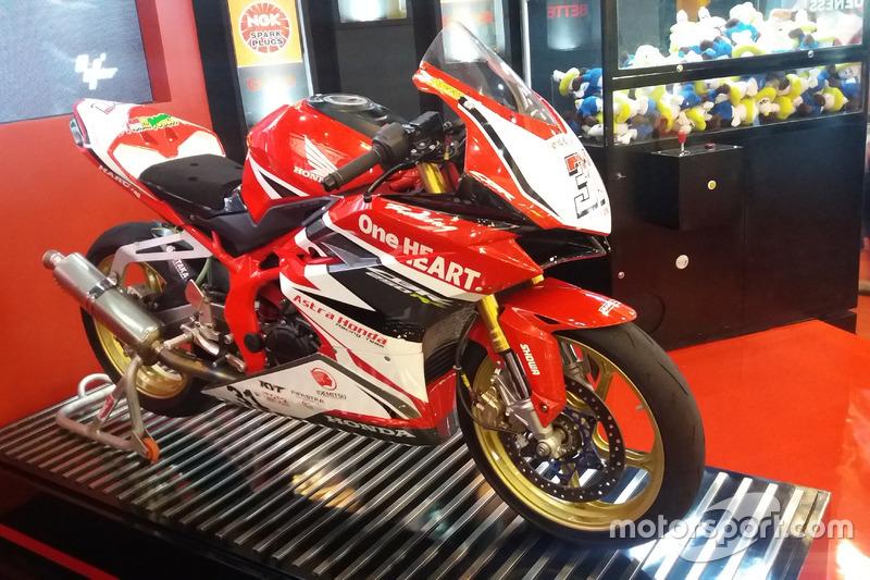 Honda CBR250RR Gerry Salim