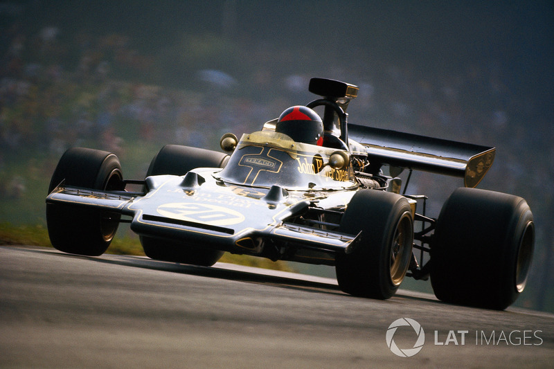 1972 - Emerson Fittipaldi, Lotus-Ford