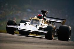 Emerson Fittipaldi, Lotus 72