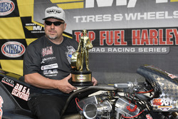 Top Fuel Harley Champion Jay Turner