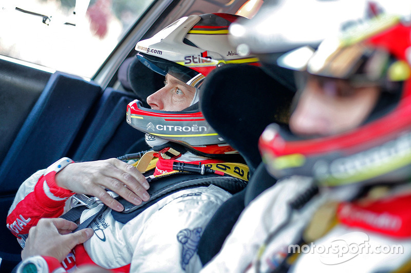 Scott Martin, Citroën C3 WRC, Citroën World Rally Team