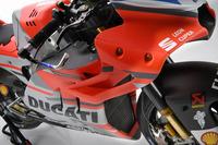 Részletek Ducati MotoGP, Ducati Team