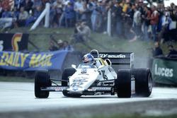Jonathan Palmer, Williams FW08C-Ford Cosworth