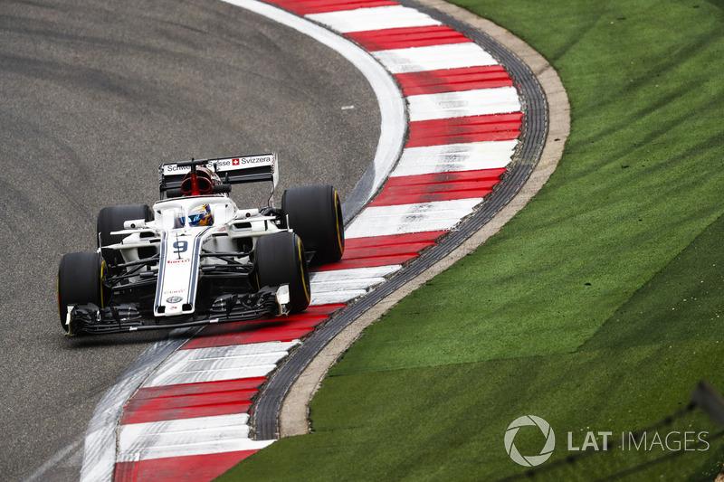 20. Marcus Ericsson, Sauber C37