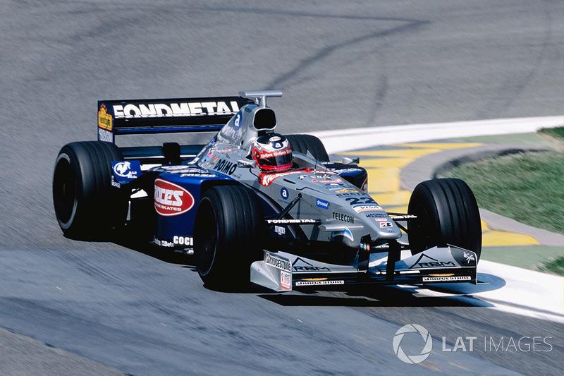 Шиндзи Накано, Minardi (0 очков)