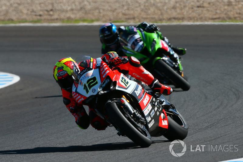 Xavi Fores, Barni Racing Team, Guintoli