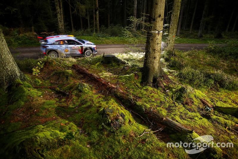 7. Andreas Mikkelsen, Anders Jäger, Hyundai i20 WRC, Hyundai Motorsport